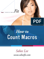 How to Count Macros eBook