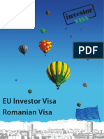 IV Document Romanian Visa