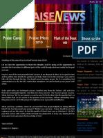 Praise News -March 2010