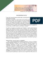 Informativo IQ - Novembro de 2009