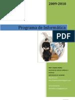 Programación de Informática(2009-2010)2do Grupo