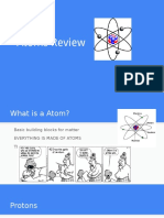 atoms review