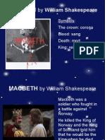 Presentation of Books - Macbeth