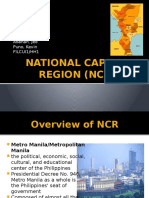 National Capital Region (Ncr) Report Filcui1