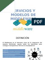 Servicios Middleware
