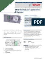 Sensor de Huma Para Ductos AA