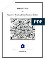 No Good Choice for Houston's Housing Voucher Holders