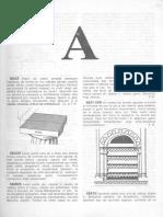 dictionar de arta (A)