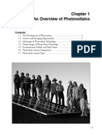 PV Design and Installation Manual Ch1