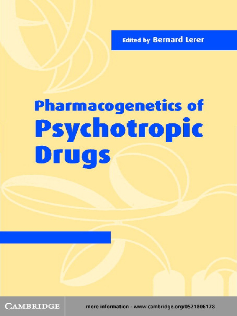 Pharmacogenetics of psychotropic drugs b lerer cambridge 2004 pharmacogenetics of psychotropic drugs b lerer cambridge 2004 ww single nucleotide polymorphism quantitative trait locus fandeluxe Gallery