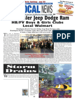 The Local News, January 15, 2016