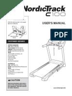NordicTrack C100.pdf