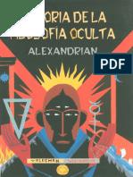 Alexandrian - Historia de La Filosof%C3%ADa Oculta