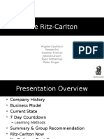 39354071-Ritz-Carlton-Presentation-Final.ppt