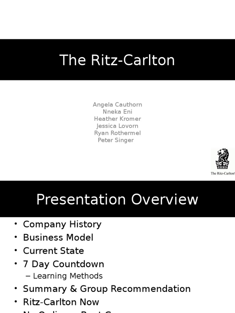 ritz carlton 7 days countdown extend He has been appointed as the general manager of the ritz carlton which will   the seven days countdown was a result of the evolution and.