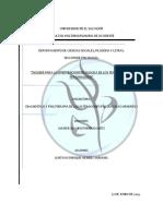 Dossier Psicologico (Alteraciones)