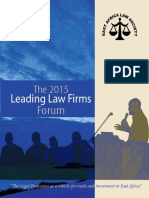 2015 Leading Law Firms' Forum Concept Note