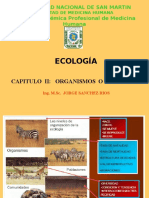 Cap II Organismos