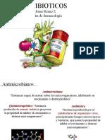 Antibioticos MEC de ACCION Ppt