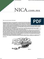 26-01-15 México, atractivo para inversiones de Oriente Medio