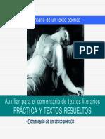3.0) Textos Comentados (Poetico)