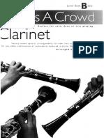 Three´s A Crowd (clarinet Trios)