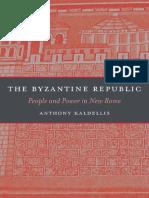 The Byzantine Republic