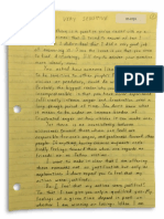 Unabomber Letters - Selection 4