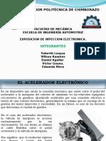 Exposición Inyección Electrónica