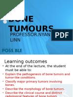 BONE TUMOURS - I & II - 2015.pptx