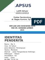 Lapsus 2 Pterigium