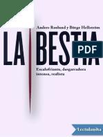La Bestia - Anders Roslund