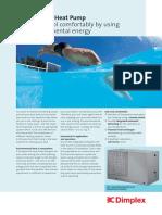 Dimplex Pool Heat Pump