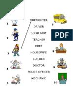 Job Worksheet