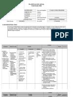 Planificacion de Ciencias Natutales 1o.primaria