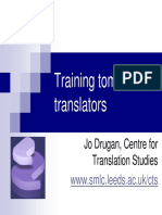 translator training