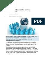 Auditoría Con Base en Las Normas Internacionales-Actualicese