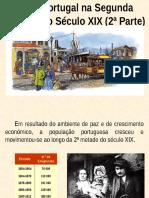 Portugal Na 2ª Metade Do Século 19 - 2ª Parte