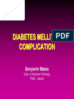 Diabetes Mellitus Complication