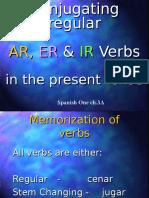 verbs 3a