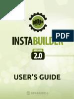 Instabuilder - User Guide