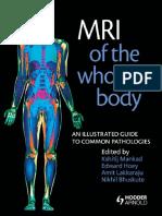 MRI of the Whole Body