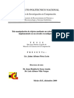 Master grade thesis - JP