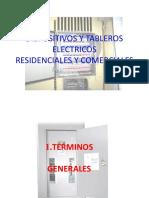 Dispositivos y Tableros Electricos