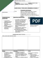 Formacion Civica y Etica I
