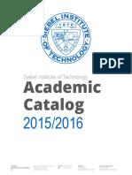 Siebel Institute Academic Catalog R2015 28