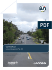 Glenfield Road Corridor Management Plan