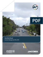 Glenfield Road Corridor Management Plan