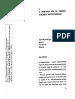Cybernetic Methodology Application to Regent Org Fitness 93