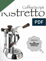 Coffeescript Ristretto Sample